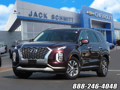 2020 Hyundai Palisade for sale at Jack Schmitt Chevrolet Wood River in Wood River IL