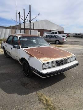 1989 Pontiac 6000 for sale at Bretz Inc in Dighton KS