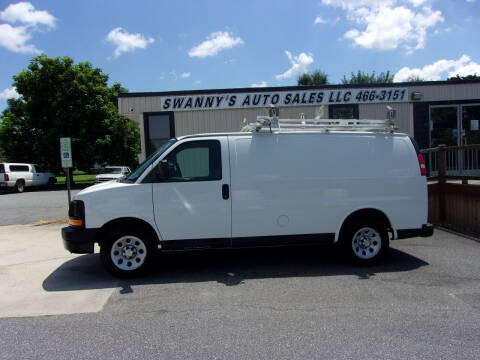 2013 Chevrolet Express Cargo for sale at Swanny's Auto Sales in Newton NC