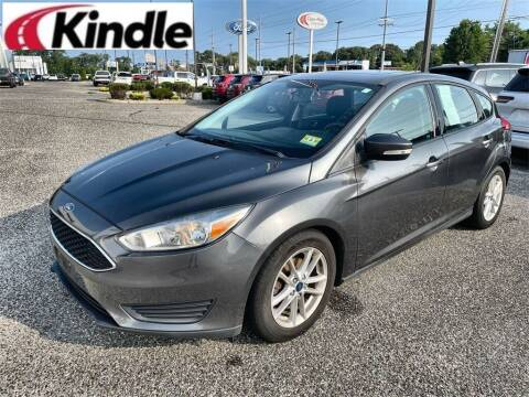 2016 Ford Focus for sale at Kindle Auto Plaza in Cape May Court House NJ