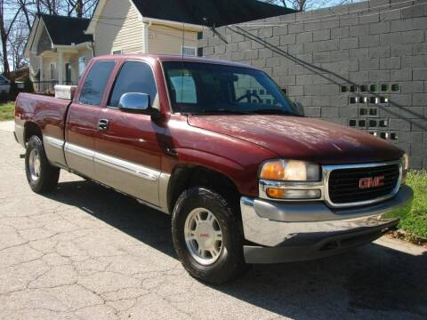 2000 GMC Sierra 1500 for sale at On The Road Again Auto Sales in Doraville GA