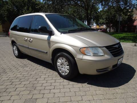 2005 Chrysler Town and Country for sale at Family Truck and Auto.com in Oakdale CA
