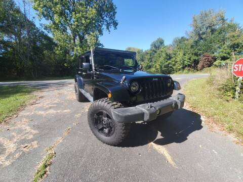 2013 Jeep Wrangler Unlimited for sale at Dukes Automotive LLC in Lancaster SC