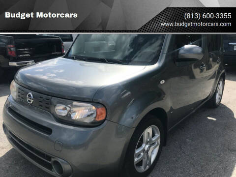 2010 Nissan cube for sale at Budget Motorcars in Tampa FL