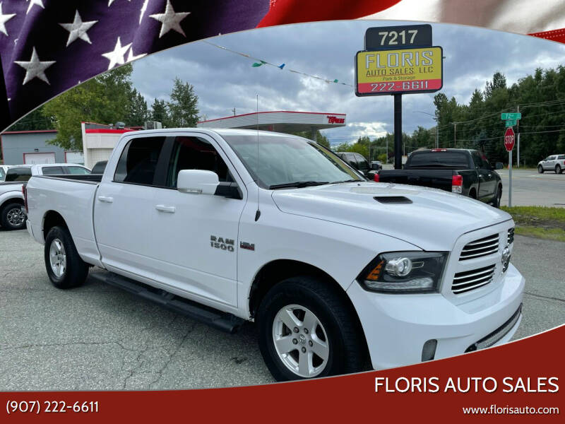 2016 RAM Ram Pickup 1500 for sale at FLORIS AUTO SALES in Anchorage AK