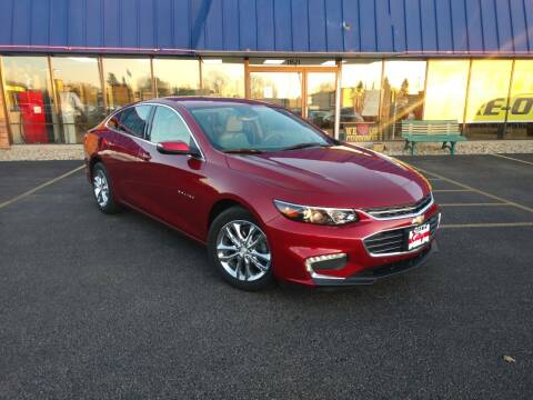 2017 Chevrolet Malibu for sale at CITY SELECT MOTORS in Galesburg IL
