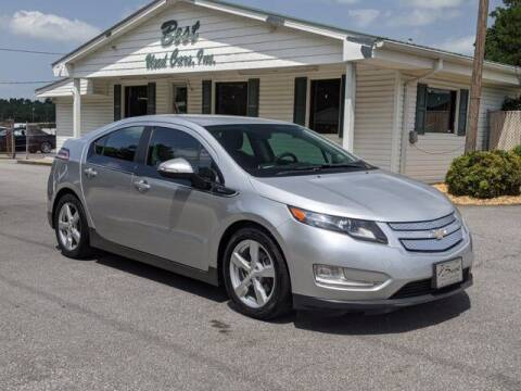 2013 Chevrolet Volt for sale at Best Used Cars Inc in Mount Olive NC