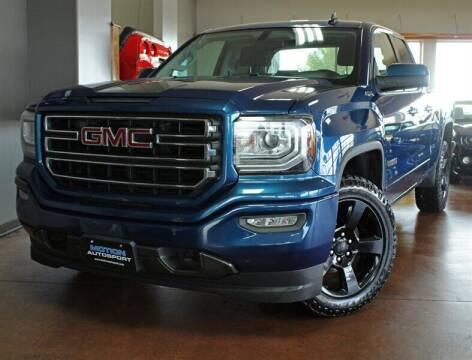 2017 GMC Sierra 1500 for sale at Motion Auto Sport in North Canton OH