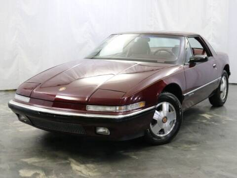 1990 Buick Reatta for sale at United Auto Exchange in Addison IL