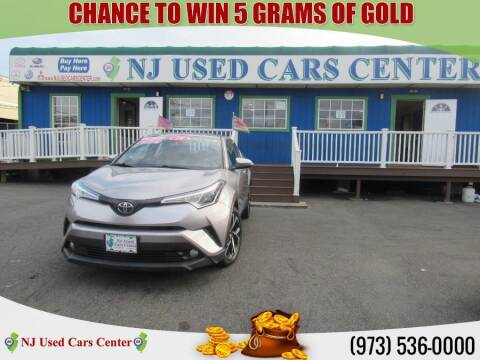 2018 Toyota C-HR for sale at New Jersey Used Cars Center in Irvington NJ