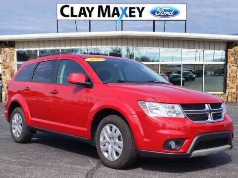 2019 Dodge Journey for sale at Clay Maxey Ford of Harrison in Harrison AR