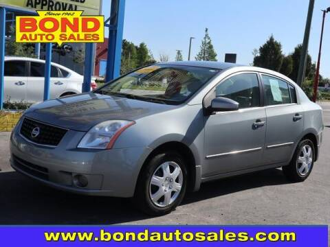 2008 Nissan Sentra for sale at Bond Auto Sales in St Petersburg FL