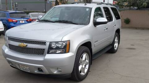 2014 Chevrolet Tahoe for sale at Approved Autos in Bakersfield CA