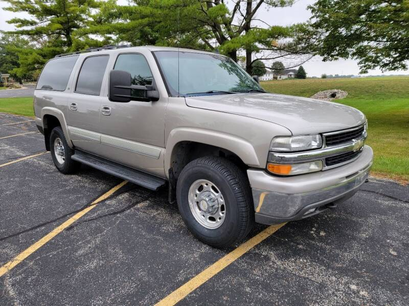 2006 Chevrolet Suburban for sale at Tremont Car Connection in Tremont IL