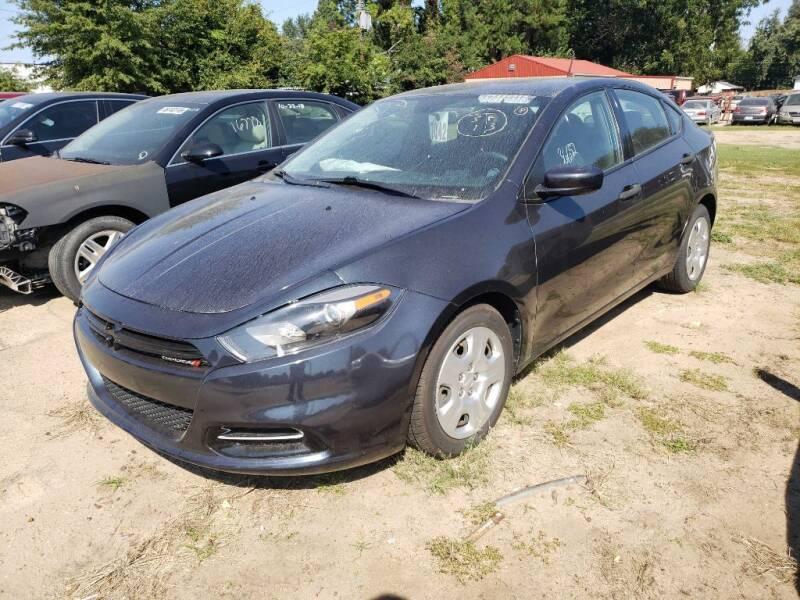 2013 Dodge Dart for sale at RAGINS AUTOPLEX in Kennett MO