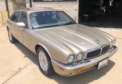 2000 Jaguar XJ-Series for sale at KAYALAR MOTORS - ECUFAST HOUSTON in Houston TX