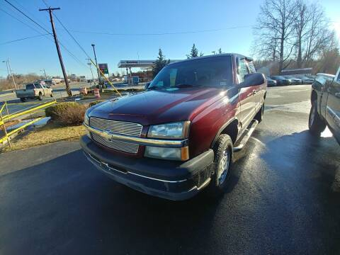 2003 Chevrolet Silverado 1500 for sale at Regional Auto Sales in Madison Heights VA