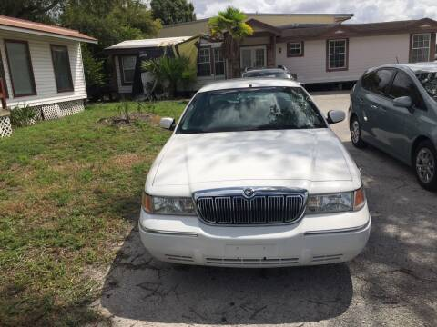 2001 Mercury Grand Marquis for sale at Regal Cars of Florida-Clearwater Hybrids in Clearwater FL