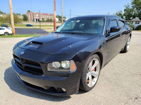 2010 Dodge Charger for sale at Auto Hub in Grandview MO