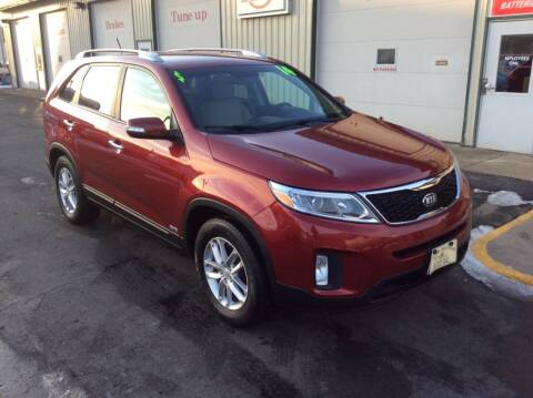 2014 Kia Sorento for sale at TRI-STATE AUTO OUTLET CORP in Hokah MN