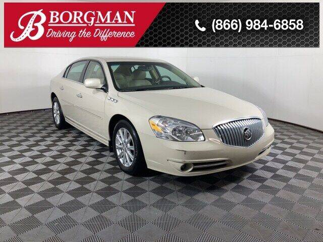 2011 Buick Lucerne for sale at BORGMAN OF HOLLAND LLC in Holland MI