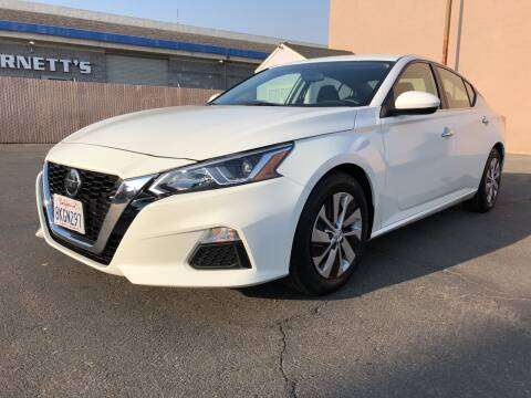2019 Nissan Altima for sale at Cars 2 Go in Clovis CA
