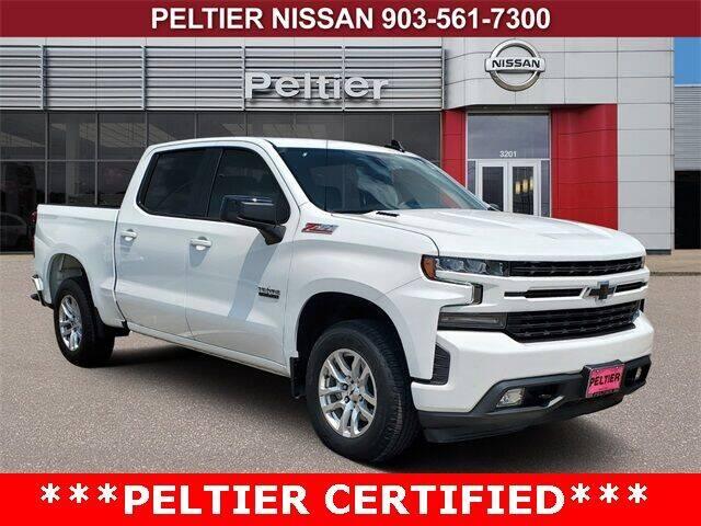 2021 Chevrolet Silverado 1500 for sale at TEX TYLER Autos Cars Trucks SUV Sales in Tyler TX