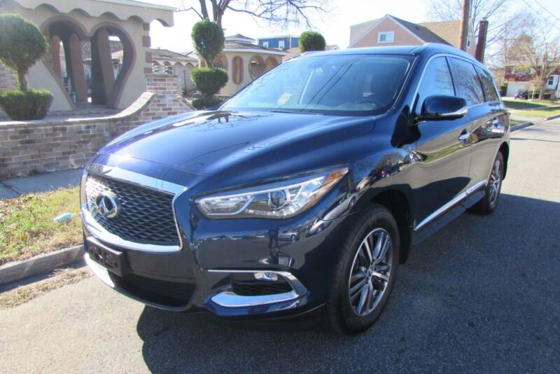 2017 Infiniti QX60 for sale at First Choice Automobile in Uniondale NY