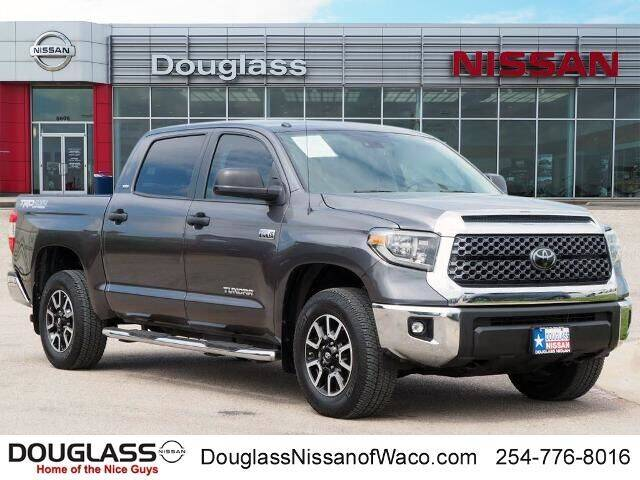 2018 Toyota Tundra for sale at Douglass Automotive Group in Central Texas TX