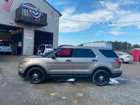 2015 Ford Explorer for sale at Upstate Auto Sales Inc. in Pittstown NY