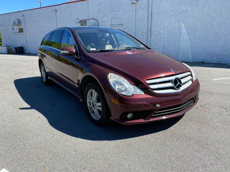 2008 Mercedes-Benz R-Class for sale at LUXURY AUTO MALL in Tampa FL