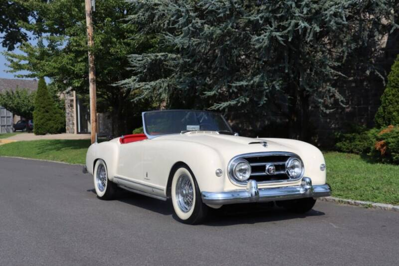 1953 Nash Healey Roadster for sale at Gullwing Motor Cars Inc in Astoria NY