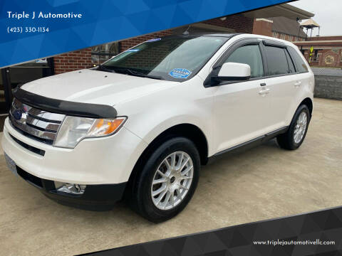 2010 Ford Edge for sale at Triple J Automotive in Erwin TN
