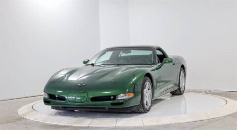 1997 Chevrolet Corvette for sale at Mershon's World Of Cars Inc in Springfield OH