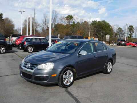 2009 Volkswagen Jetta for sale at Paniagua Auto Mall in Dalton GA
