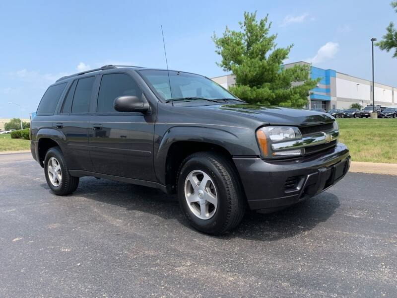 2006 Chevrolet TrailBlazer for sale at Freedom Automotives in Grove City OH