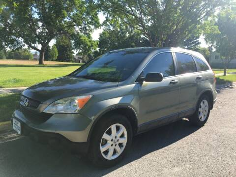 2009 Honda CR-V for sale at Kevs Auto Sales in Helena MT
