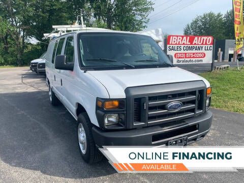 2013 Ford E-Series Cargo for sale at Ibral Auto in Milford OH