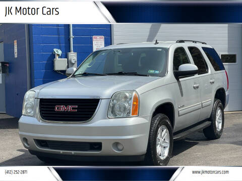 2011 GMC Yukon for sale at JK Motor Cars in Pittsburgh PA