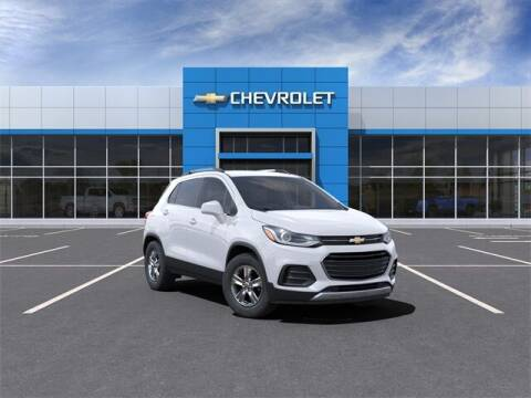 2021 Chevrolet Trax for sale at Bob Clapper Automotive, Inc in Janesville WI