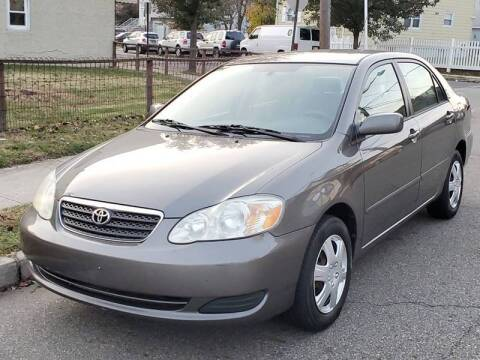 2007 Toyota Corolla for sale at Innovative Auto Group in Little Ferry NJ