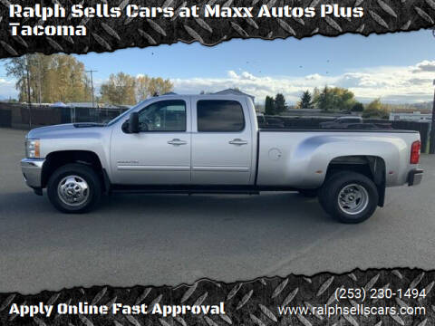 2014 Chevrolet Silverado 3500HD for sale at Ralph Sells Cars at Maxx Autos Plus Tacoma in Tacoma WA