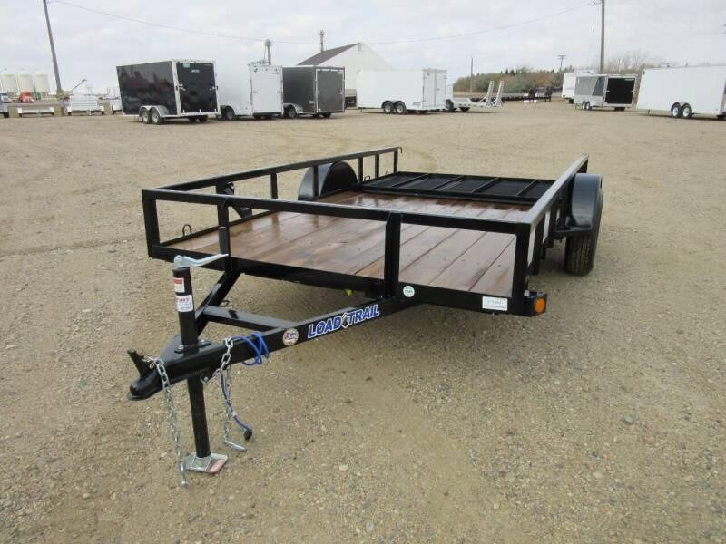"2021 Load Trail 77"" x 12' for sale at Nore's Auto & Trailer Sales - Utility Trailers in Kenmare ND"
