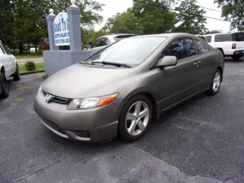 2008 Honda Civic for sale at Good To Go Auto Sales in Mcdonough GA