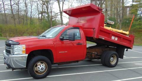 2012 Chevrolet Silverado 3500HD for sale at LA Motors in Waterbury CT