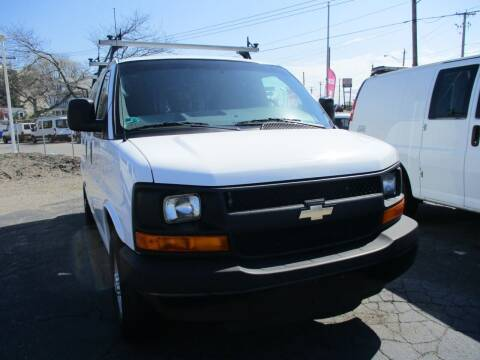 2015 Chevrolet Express Cargo for sale at AUTO FACTORY INC in East Providence RI