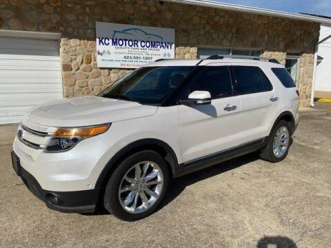 2014 Ford Explorer for sale at KC Motor Company in Chattanooga TN