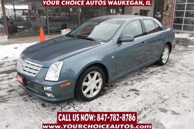 2006 Cadillac STS for sale at Your Choice Autos - Waukegan in Waukegan IL