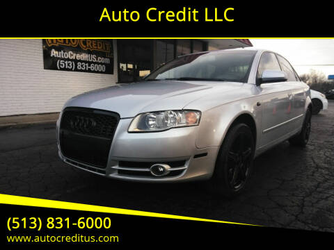 2006 Audi A4 for sale at Auto Credit LLC in Milford OH
