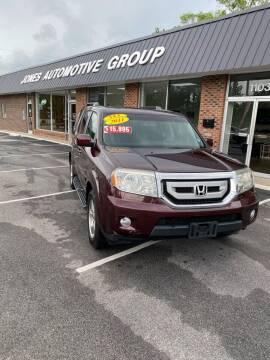 2011 Honda Pilot for sale at Jones Automotive Group in Jacksonville NC